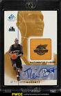 2001 SP Game Floor Kevin Garnett AUTO FLOOR PATCH 21 #KG-A (PWCC)
