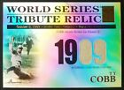 Top 10 Ty Cobb Baseball Cards of All-Time 20