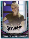 2018 Topps Doctor Who Signature Series Trading Cards 6