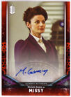2018 Topps Doctor Who Signature Series Trading Cards 13