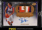 2007 Upper Deck Chronology Stitches In Time Steve Nash AUTO PATCH 25 (PWCC)
