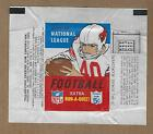 Visual Guide to Vintage Football Card Wrappers - Leaf, Bowman, Philadelphia and Fleer 27