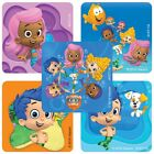 25 Bubble Guppies Stickers Party Favor Teacher Supply 1 5 8 x 1 5 8