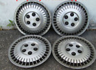 Genuine Chevy Corsica 13 inch hubcaps wheel covers set
