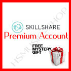 New Skillshare Premium Account 3 Years With Ultra Access to All Courses + Gift
