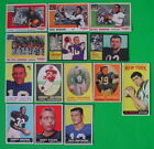 Jim Brown Football Cards, Rookie Cards and Autographed Memorabilia Guide 17