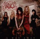 INDICA-A WAY AWAY-JAPAN CD BONUS TRACK F75