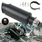 Universal Motorcycle Exhaust Muffler Silencer Pipe Slip On W/DB Killer 38mm-51mm