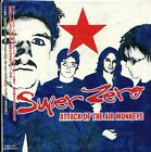 SUPER ZERO - ATTACK OF THE AIR MONKEYS - Japan CD - NEW