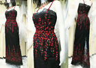 VTG VICTOR COSTA Romantic Beaded and Embroidered Lace Dress- BEAUTIFUL Condition