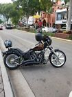 2008 Harley-Davidson Softail  2008 harley-davidson night train fxstb