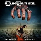 Gun Barrel - Damage Dancer CD 2014 traditional metal Germany Massacre Records