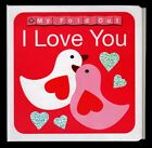 My Fold Out I Love You NEW Board Book MINT Gift Idea Roger Priddy