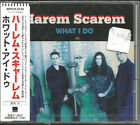 Rubber HAREM SCAREM What I Do 2 LIVE ACOUSTIC JAPAN CD single SEALED USA Seller