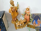 Holy Family Nativity Set Fontanini Roman Classic 4 Piece 5 1991 NEW in BOX