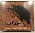 The Black Stallion Soundtrack Score 3 CD Set OOP New Sealed 1500 copies Intrada