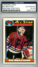 Ed Belfour Cards, Rookie Cards and Autographed Memorabilia Guide 41