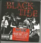 BLACK TIDE Shockwave w/ GUITAR PICK & STICKER 3TRX RARE VIDEO FOOTAGE LIMITED CD