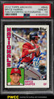 2012 Topps Archives Fan Favorites Bryce Harper SP ROOKIE RC AUTO PSA 10 (PWCC)