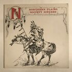 RARE Northern Plains Society Singers Vinyl LP Private Native 1975 Canyon Records