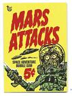 Mars Attacks Again with All-New Trading Cards This October 12