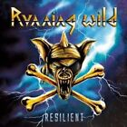 Running Wild - Resilient CD 2013 jewel case power metal Germany Steamhammer