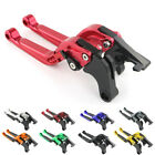 For KTM 950 SUPERMOTO R/T 07-08 990 Supermoto/R/T 2008-2013 Folding Brake Levers