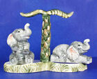 Awesome Elephants Salt and Pepper Shakers Retired