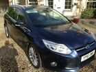 2011 Ford Focus Titanium x estate