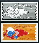 1982 Topps Smurf Supercards Trading Cards 14