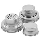 Mason Jar Shaker Lids 2 Pack Awesome to Shake Cocktails or Your Best Dry