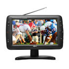 Axess 9 LCD Portable TV Rechargeable Battery and Built in Speakers TV1703 9