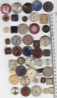 Lot of 45 Men/ Women WATCH DIALS Vintage Steampunk Art  or for parts * A238