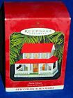 NEW Hallmark Keepsake Ornament Farm House #1 in Town and Country Series 1999