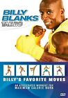 BILLY BLANKS TAE BO Favorite Moves DVD bootcamp workouts cardio boot camp NEW