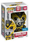 FUNKO POP! Transformers Cannon Arm BUMBLEBEE Exclusive Variant 3.75