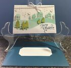 Stampin Up Handmade Greeting Cards Merry Christmas Card