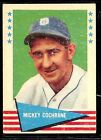 Top 10 Mickey Cochrane Baseball Cards 22