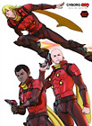 CYBORG009 CALL OF JUSTICE VOL2 JAPAN Blu ray T48