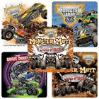 25 Monster Jam Trucks Trios Grave Digger Stickers Party Favors Mutt