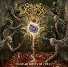 Cerebral Extinction - Inhuman Theory of Chaos CD 2014 brutal death metal Italy