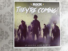 CD - Classic Rock - They're Coming - Bad Marriage, Grand Ultra,Rattlesnake, Koyo