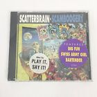 Sealed Scatterbrain Scamboogery (CD, 1991, Elektra) BRAND NEW