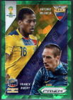 2014 Panini Prizm World Cup Soccer Cards 21
