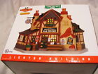 NEW LEMAX Christmas HAMILTON'S ALE HOUSE Light Coventry CADDINGTON Village 85433