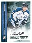 2014 ITG Draft Prospects Hockey Clear Rookie Redemption Set Announced 13
