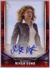 2017 Topps Doctor Who Signature Series Trading Cards 48
