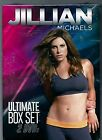 JILLIAN MICHAELS ULTIMATE BOX SET DVD SET Hard Body  Extreme Shed Shred NEW