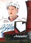 10-11 The Cup Jeff Skinner 3 color Autographed RC Patch Gold # 53 RC Auto Jersey