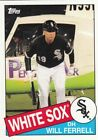 See All the Will Ferrell Cards in 2015 Topps Archives Baseball 24